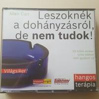 CD Hangos terápia
