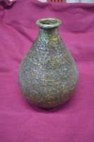 Gádor István ritka színű kerámia váza, lámpatest 27 cm
