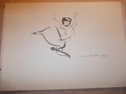 Vaszary J: A táncos