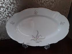 3060 - Ovális porcelán tál