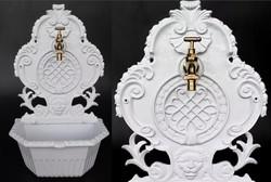 Barokk stílusú falikút