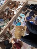 Nyers ásvány kalcit rög