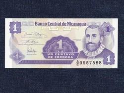 Nicaragua 1 centavo bankjegy 1991 / id 12293/