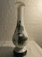 Kinai űveg váza