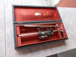 Régi planimeter eredeti dobozon