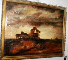 Szignált festmény 253