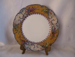 Antik francia porcelan tanyerok 1858