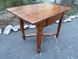 Antik copf asztal