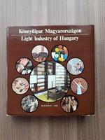 Könnyűipar Magyarországon 1981 - rengeteg fotóval a textil- divat és bútoriparból - retro életérzés