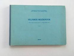 Villamos mozdonyok műszaki leírása és kezelési utasítása mozdonyvezetők részére, II. kötet, 1978