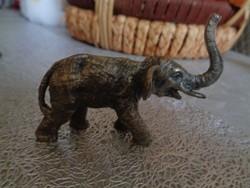 Pazar ón elefánt szobrocska