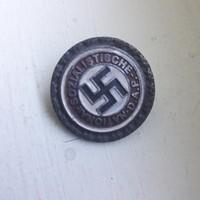 Náci NSDAP kitűző,jelvény