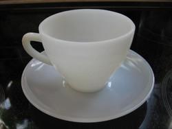 Rigopal argentin retro jénai tejüveg csésze