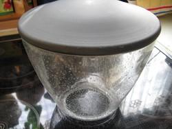 Nagy buborékos, árnyékolós lámpabúra