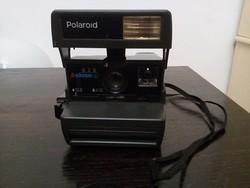 Polaroid 636 closeup retro fényképezőgép