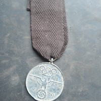 Náci olimpiai  kitüntetés