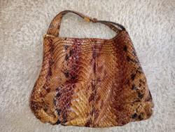 Bőr táska (exclusiv kígyóbőr)