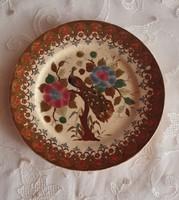 Fischer J.kézzel festett tányér
