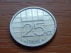 HOLLANDIA 25 CENT 1998