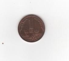 1 Leu Románia 1992