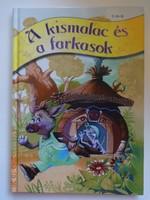 A kismalac és a farkasok - mesekönyv, 7 mese Karácsony György rajzaival