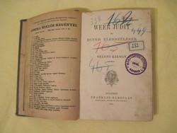 Szántó Kálmán - Weér Judit és egyéb elbeszélések 1896