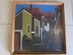 Ircsik József festmény