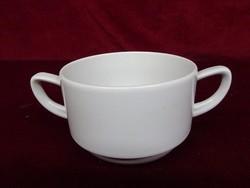Alföldi porcelán leveses csésze, a glória készletből.