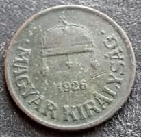 1 Fillér 1926.