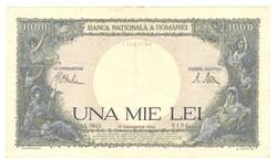 1000 lei 1941 Románia 2.