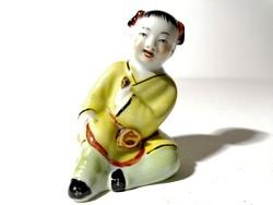 Keleti porcelán 10 cm (213)