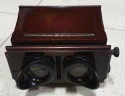 HEIDOPLAST stereoscope újszerű állapotban eladó