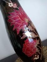 Zsolnay, több tűzön égetett váza