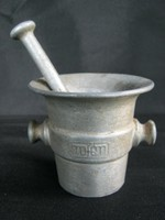 MOFÉM alumínium mozsár