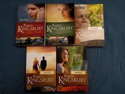 Karen Kingsbury könyvek 5 db egyben