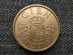 """Spanyolország I. János Károly (1975-2014) 100 """"CIEN"""" Peseta 1990 / id 15853/"""