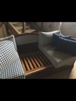 Teljes körűen felújított kanapé