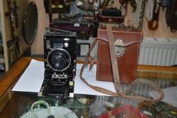Régi voigtlander fényképezőgép