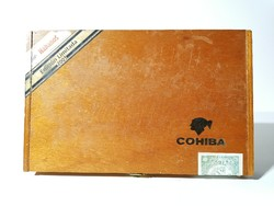 Habanos Cohiba Edícion Limitade 2001 Kubai szivar doboz  (225)