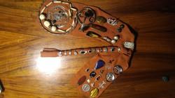 Bizsu - ezüst kollekció, gyűrűk, medálok láncok, karkötők, egyben
