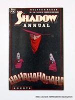 1988 ?  /  THE SHADOW ANNUAL  /  Külföldi KÉPREGÉNY Szs.:  9721