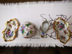 Herendi Quenn Victoria porcelánok