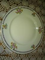 MZ porcelán lapos tányér, 1db