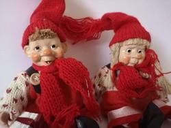 Skandináv manók nisse karácsonyi