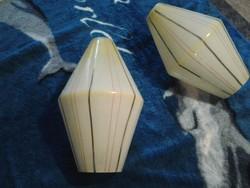 Régi retró lámpabúra párban eladó