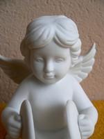 Rosenthal porcelán angyal figura