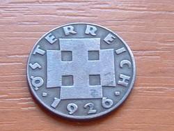 AUSZTRIA OSZTRÁK 2 GROSCHEN 1926 BRONZ #