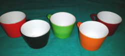Hollóházi porcelán kávéscsészék