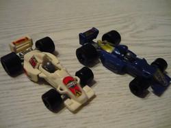 2db sportkocsi,a régi Kinder sorozatból