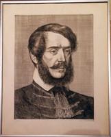 Veszprémi Endre: Kossuth Lajos
